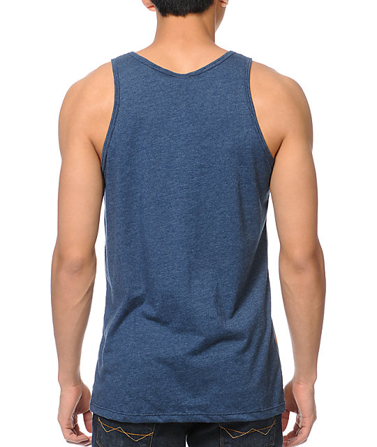 Imaginary Foundation Glitch Sublimated Tank Top