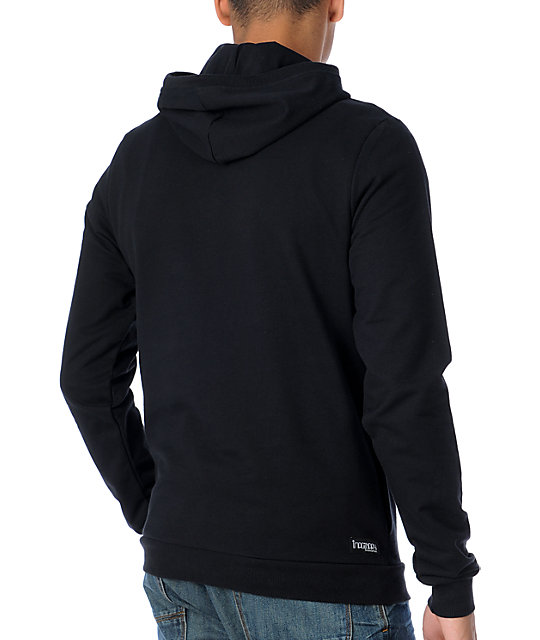 Imaginary Foundation Infinite Black Pullover Hoodie