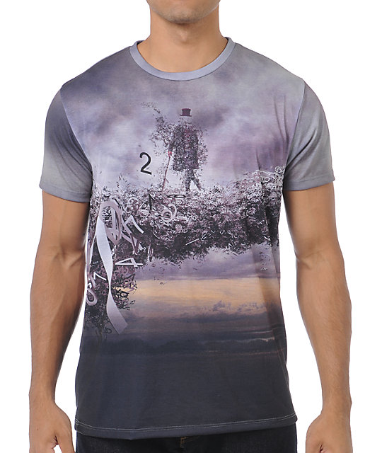 Imaginary Foundation Numeral T-Shirt