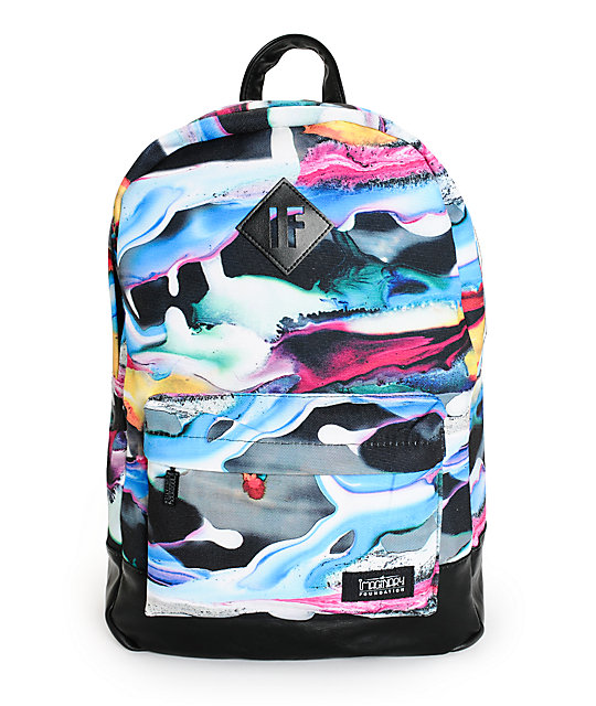 Imaginary Foundation Paint Backpack