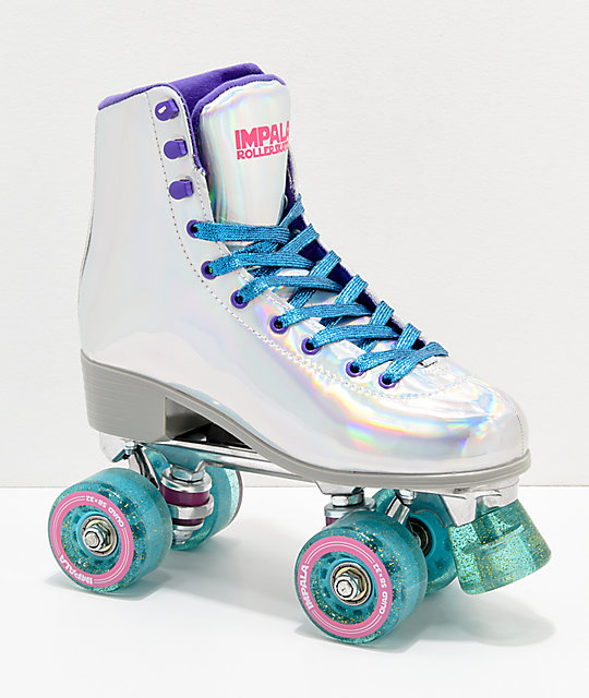 fd6729bdc82a94 Impala Holographic Roller Skates