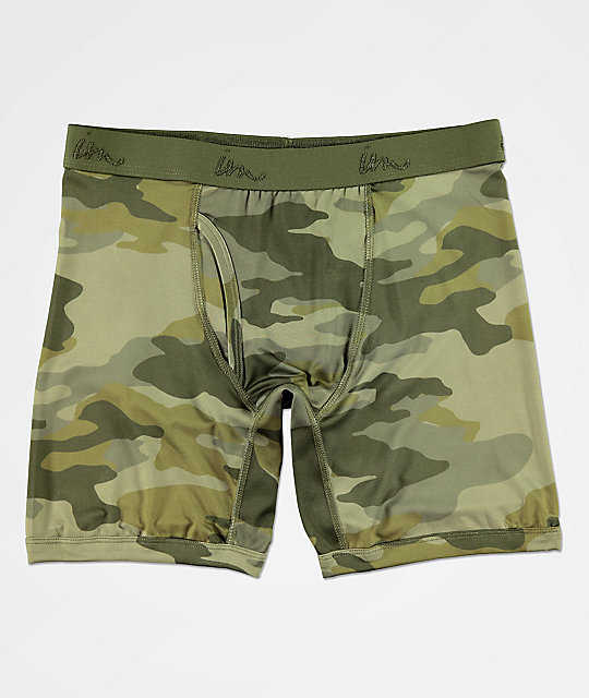 Imperial Motion Camo Boxer Briefs