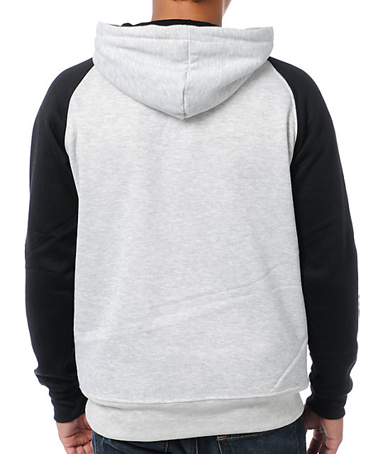 Imperial Motion Curser Registered Black Pullover Hoodie