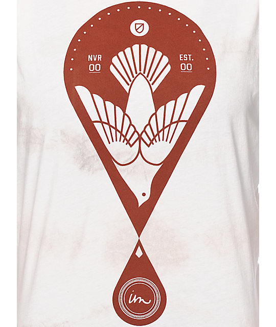 Imperial Motion Dove Five Blot Dye Muscle Tank Top