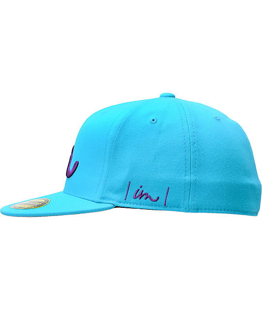 Imperial Motion Hatch Curser Scuba Blue Hat