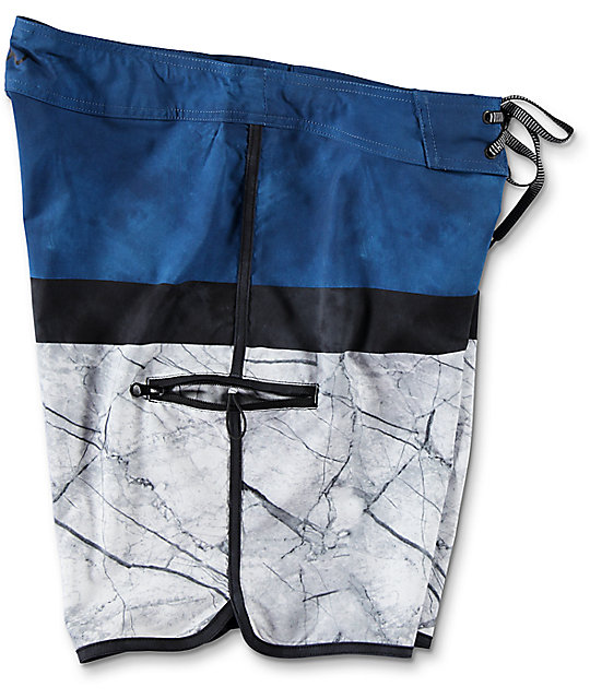 Imperial Motion Hayworth Blue Board Shorts