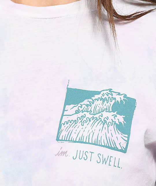 Imperial Motion Just Swell Sherbert camiseta