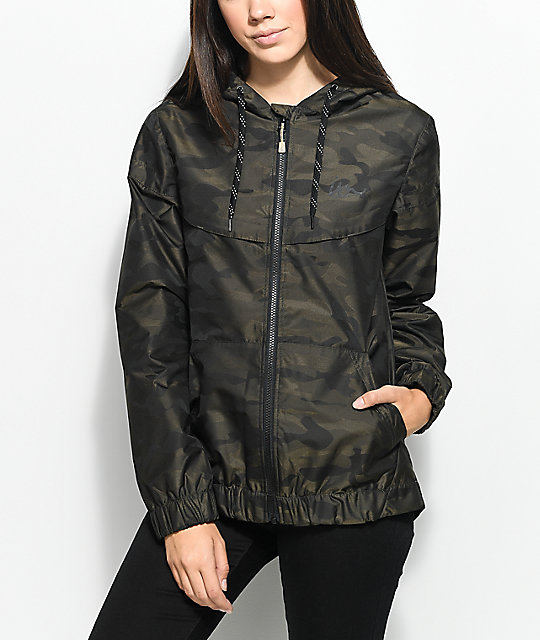 Imperial Motion Larter Breaker Camo Jacket