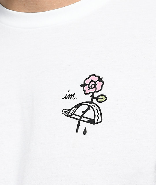 Imperial Motion Love Trap White T-Shirt