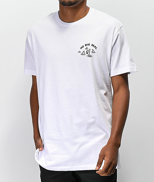 Imperial Motion No Big Deal White T-Shirt