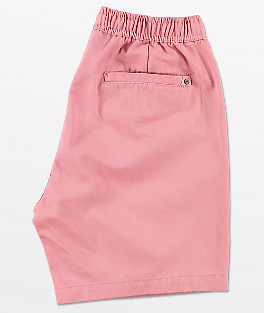 Imperial Motion Seeker Pink Walk Shorts