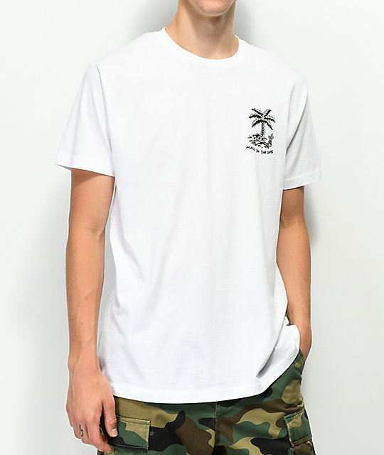 Imperial Motion Shade White T-Shirt