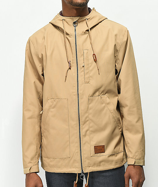 Imperial Motion Ventura Khaki Jacket