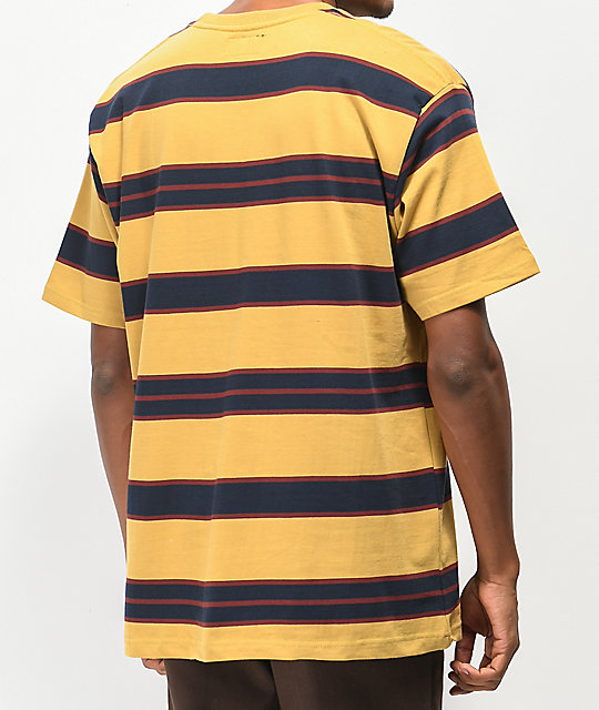 Imperial Motion Vintage Mustard Pocket T-Shirt