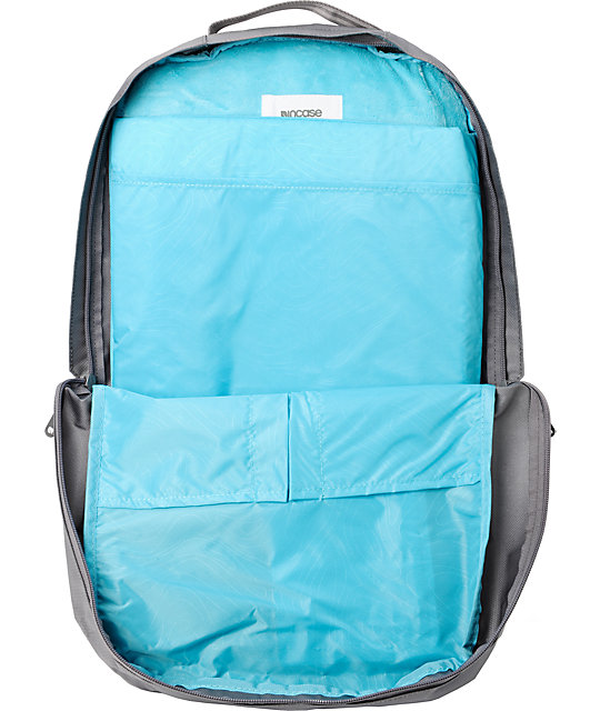 Incase Light Grey Campus Backpack
