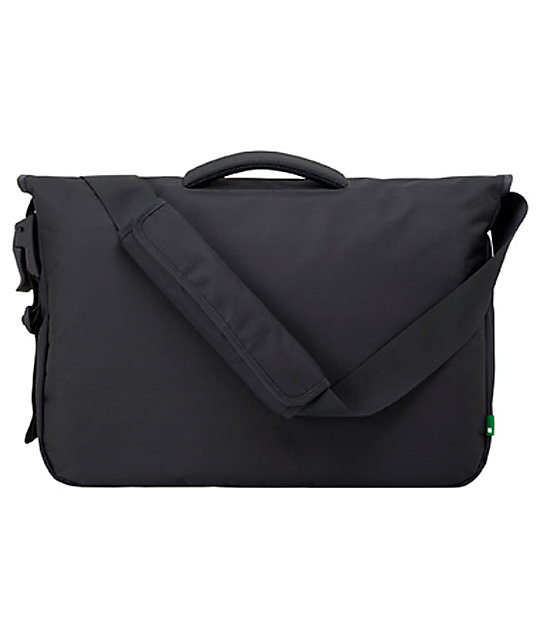 Incase Nylon Ebony Messenger Bag