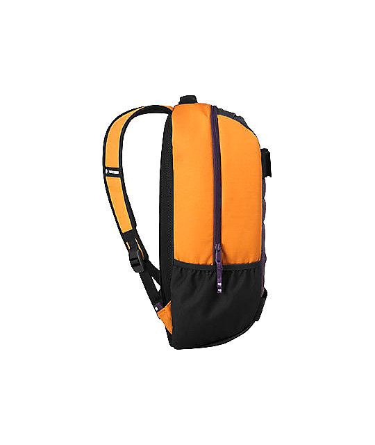 Incase P-Rod Signature Black & Orange Skate Pack Lite Backpack