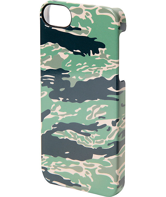 Incase x HUF Tiger Camo iPhone 5 Case
