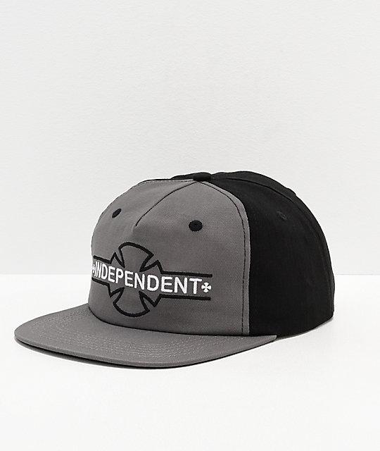 Independent Underground gorra gris y negra ... f78f32c61c8