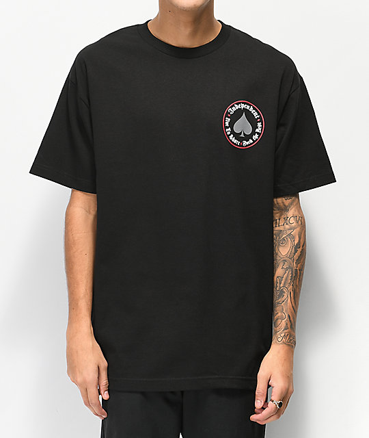 Independent x Thrasher Oath Black T-Shirt