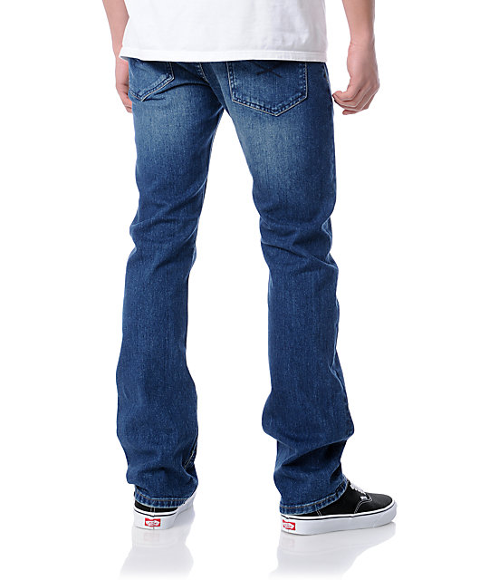 Insight Memphis Worn Wash Jeans
