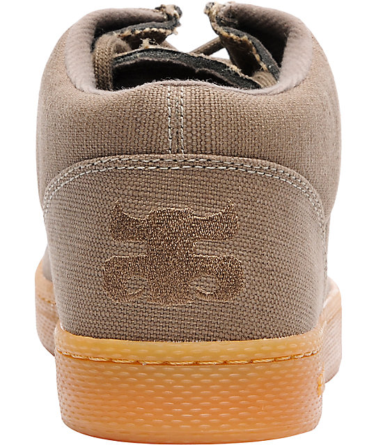 Ipath Cat Fossil Brown Natural Hemp Shoes