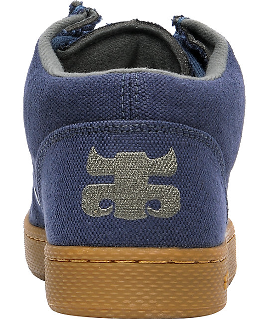 Ipath Cats Blue Hemp Shoes