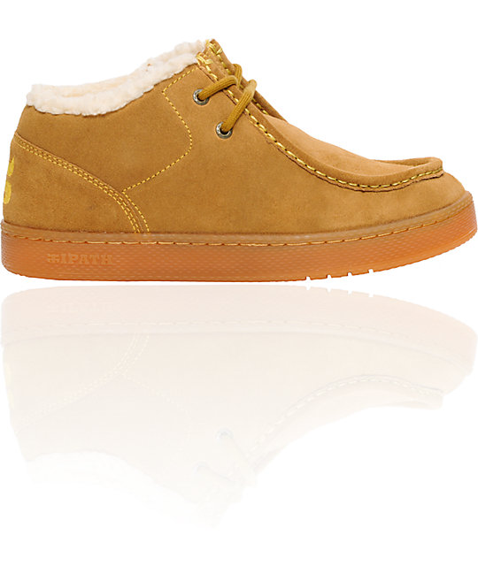 Ipath Cats Brown Sherling Shoes