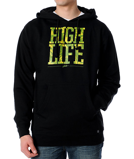 JSLV High Life Pullover Hoodie