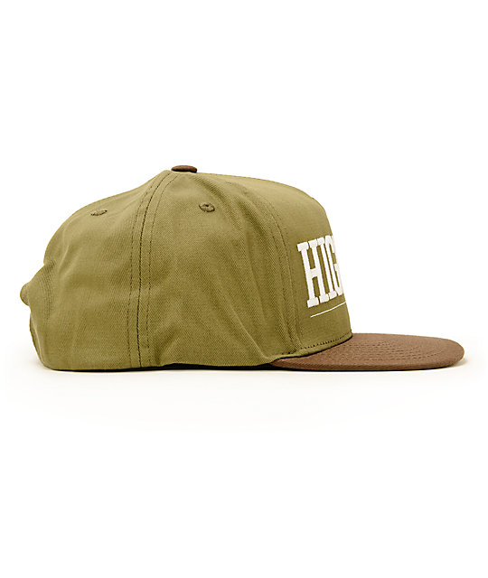 258e6fd3db9 ... JSLV High Life Snapback Hat