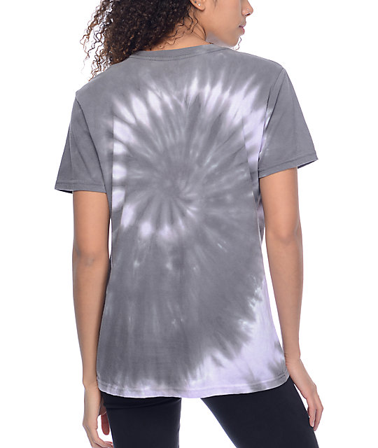 JV by Jac Vanek Chill Out Tie Dye T-Shirt