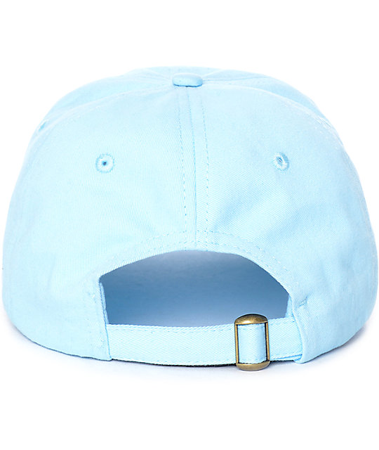 JV by Jac Vanek Send Noods Blue Strapback Hat