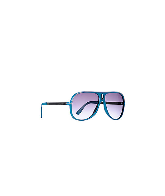 Jack Martin The Sport Blue Sunglasses