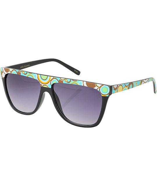 Jack Martin Tiger Trippy Dreams Sunglasses