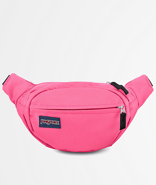 JanSport Fifth Avenue Ultra Pink Fanny Pack