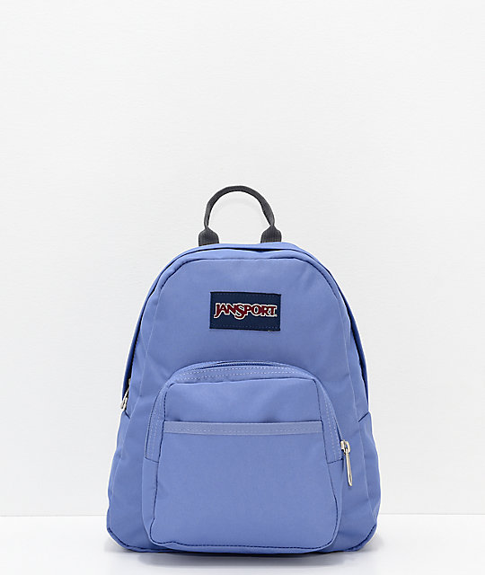713947694c0d JanSport Half Pint Bleached Denim Mini Backpack