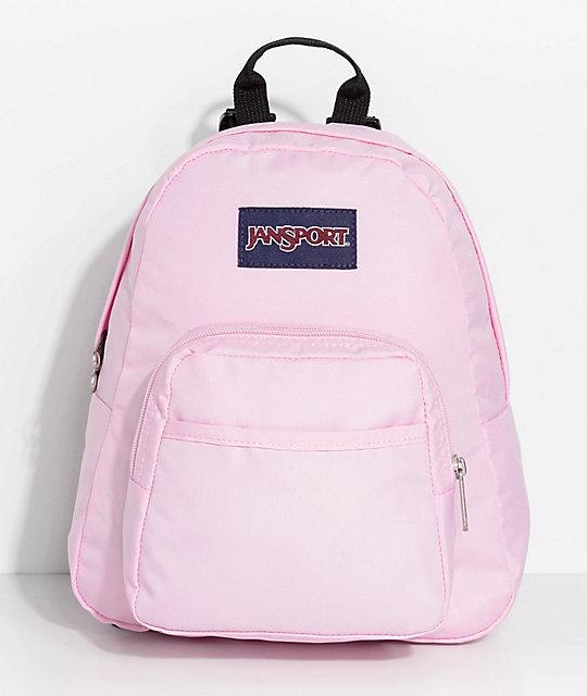JanSport Half Pint Pink Mist 10L Backpack  2b0bed9b74f2b