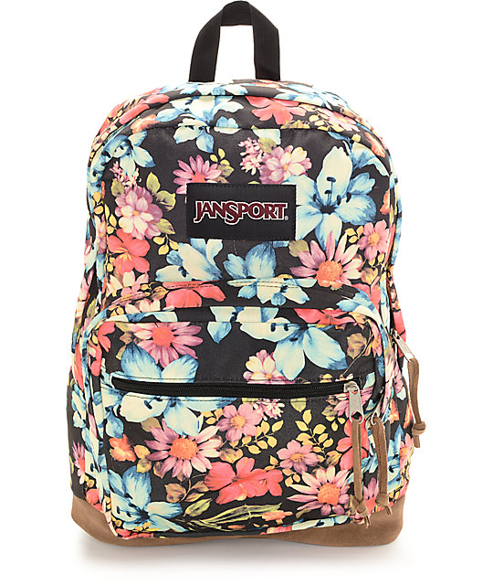 579c4206d JanSport Right Pack Expressions Garden 31L Backpack | Zumiez