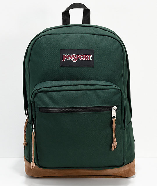 best quality for outstanding features hot products JanSport Right Pack Pine Grove Backpack