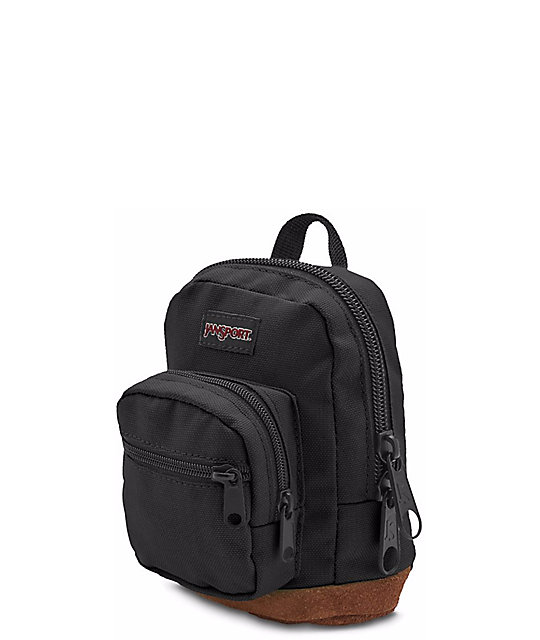 Jansport Right Pouch Backpack - Black hMg8QTwn