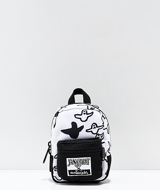 JanSport X Mark Gonzales The Gonz Lil  Break Mini-Backpack  a661309f794b1