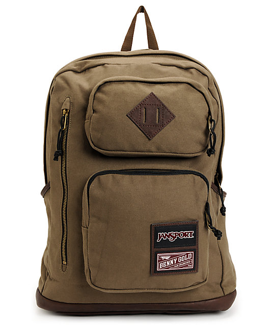 JanSport x Benny Gold Guerrero Backpack