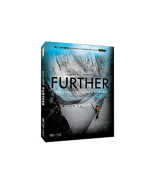 Jeremy Jones Further Snowboard DVD 2013