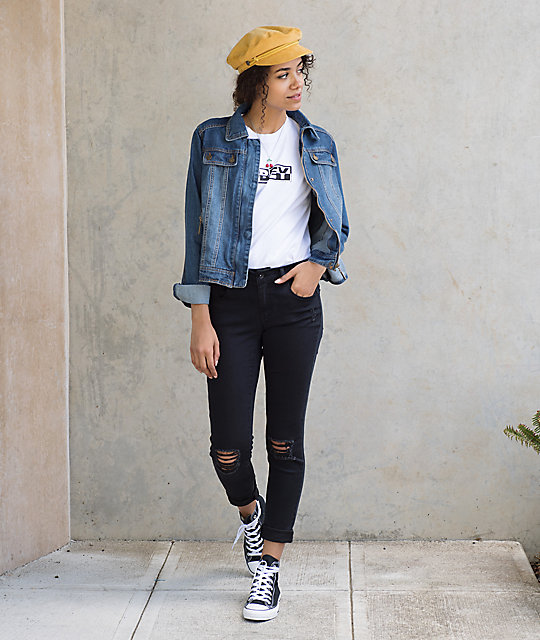Jou Jou Oxford Blue Denim Jacket