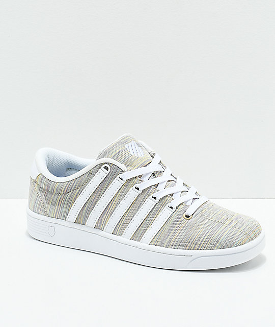 K-Swiss Court Pro II CMF Multicolored Shoes
