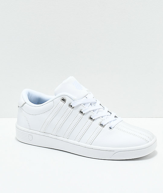 K-Swiss Court Pro II CMF White Shoes