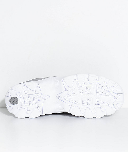 K-Swiss ST329 White & Stingray Shoes