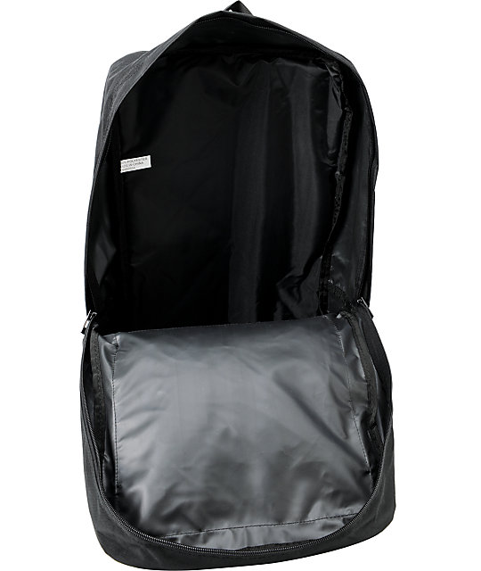 KR3W Ditch Black Skate Backpack