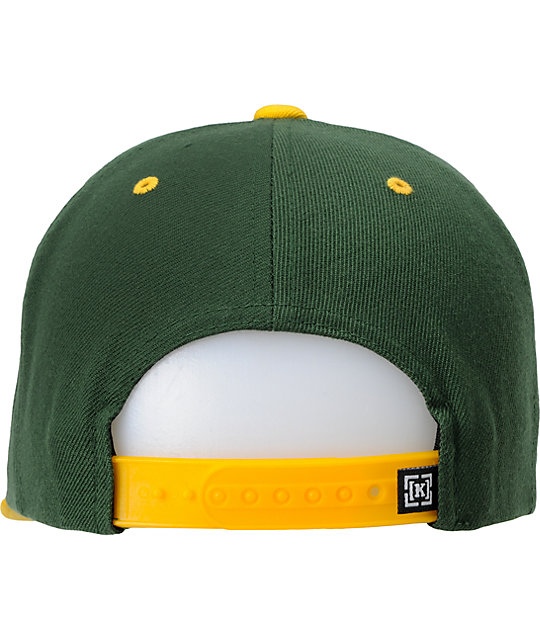 KR3W Original Oakland City Snapback Hat