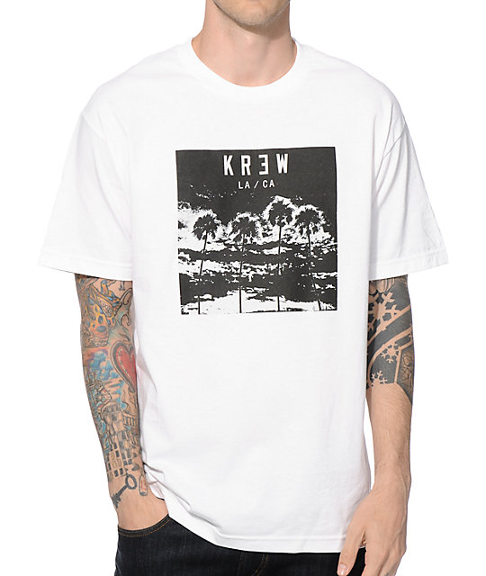 KR3W Palms T-Shirt